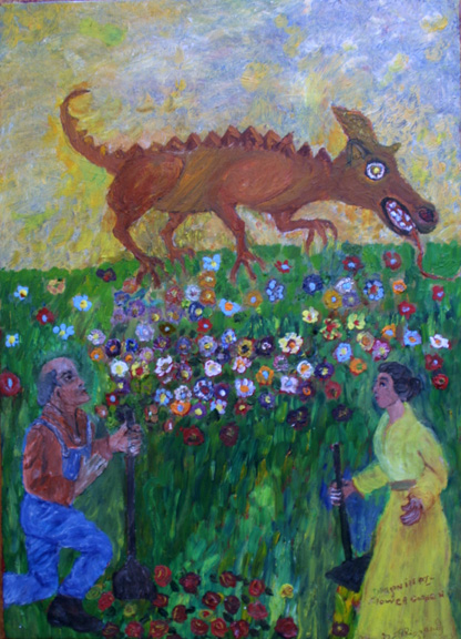 Malcah Zeldis Paintings For Sale