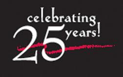 25 yrs logo